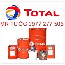 Dầu động cơ diesel Total Rubia TIR 6400 15W40 CH-4