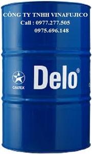 Dầu động cơ Caltex Delo Gold Ultra SAE 15W40