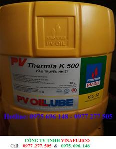 Dầu truyền nhiệt PV THERMIA K500